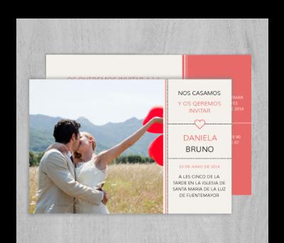 Invitaciones de boda Coralino A-Invitaciones-Coralino