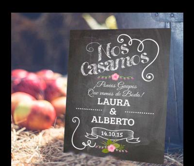 Invitaciones de boda Flourish A-Invitaciones-Flourish