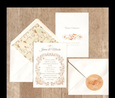 Invitaciones de boda Galanda A-Invitaciones-Galanda