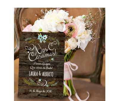 Invitaciones de boda Wood Blue A-Invitaciones-Wood-Blue