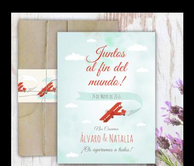 Invitaciones de boda XL A volar A-Invitaciones-XL-A-volar
