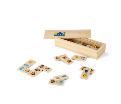 Juego de dominó de madera - st-98074