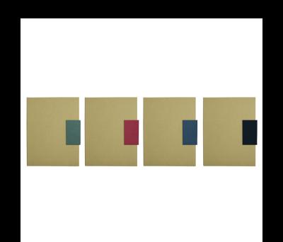 LIBRETA CLASP NEGRO - AGY37023NE