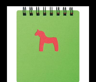 LIBRETA HORSE VECL - AGY37064VECL