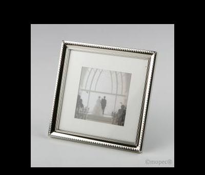 Marco fotos cuadrado 17x17cm.(foto 10x10cm.) AM211