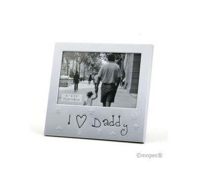 Marco fotos I love Daddy 13x9cm (visible 11,3x7,5cm.) AM601