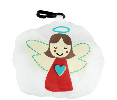 MOCHILA KIDS XMAS ANGEL - AGY35079ANGEL