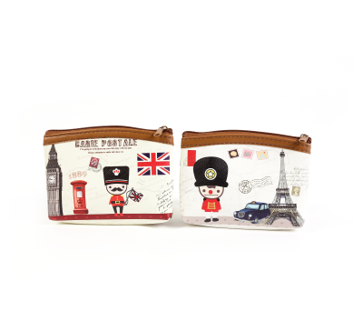 MONEDERO  BRITISH STYLE para regalar A2041