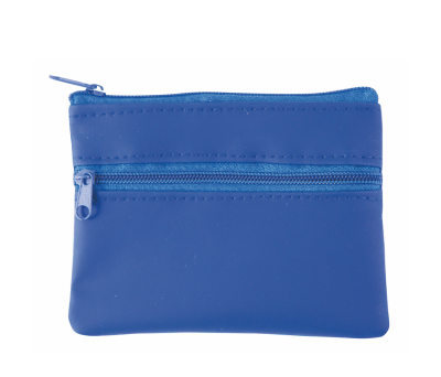 MONEDERO DEVISE AZUL ROYAL - AGY35663AZR