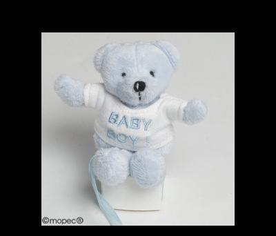 Osito Baby Boy 3peladillas chocolate P.GOLOSO - AAP267.3