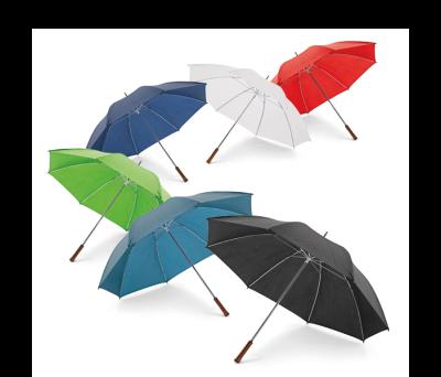 Paraguas de golf con mango de madera - st-99109.27