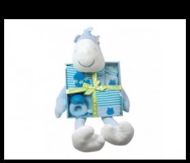 Peluche con conjunto para bebe niño para detalles de invitadosAP2944P70