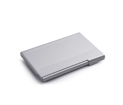 Porta-tarjetas de aluminio - st-93306.44