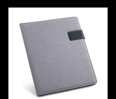 Portafolios A4 de imitación de lino y polipiel - st-92067.72