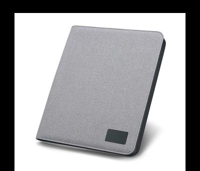 Portafolios A4 de imitación de lino y polipiel - st-92068.72