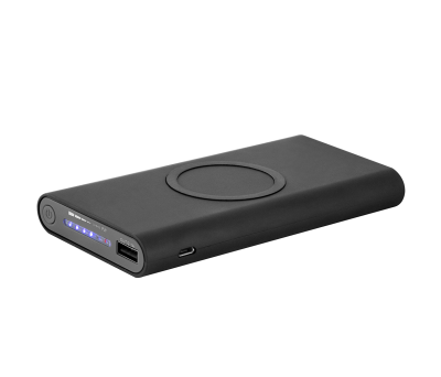 POWER BANK INALAMBRICA 10000 MAH ENERGY NEGRO - AGY38527NE