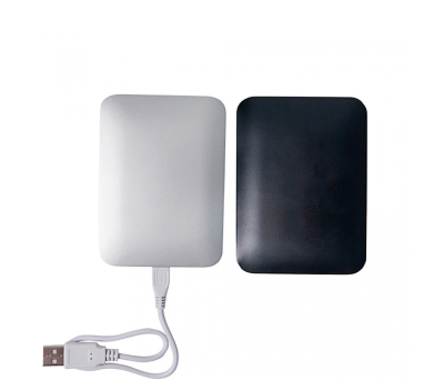 POWER BANK SLIM PLATA - AGY35508PT