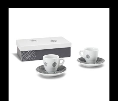 Set de 2 tazas de café Navideño - st-93864.07