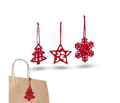 Set de 3 adornos de Navidad - st-99323.05
