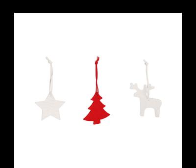 Set de 3 adornos de Navidad - st-99342.06