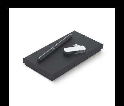 Set de bolígrafo y memoria USB - st-97334.03