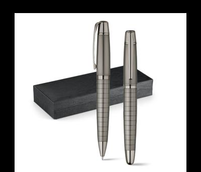 Set roller y bolígrafo Wahol - st-91836.42
