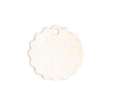 Tarjeta ondulada 4cm (preciox28u) - AX600.01