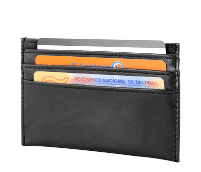 TARJETERO CON PROTECCION RFID SAFE AGY38531