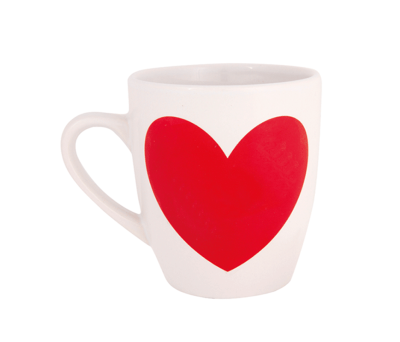 TAZA HEART PIZARRA AGY34028