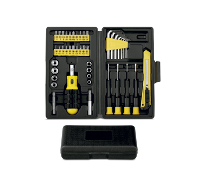 TUFF. Set de herramientas - st-94019-103