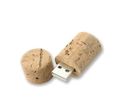 USB CORCHO TAP_O_N BOTELLA VINO 2GB para regalar ADK116-2GB