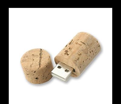 USB CORCHO TAP_O_N BOTELLA VINO 4GB para regalar ADK116-4GB